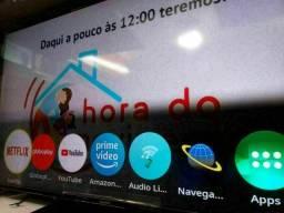 Smart tv Panasonic 50 polegadas 4k led ultra fina