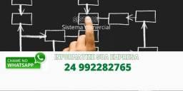 Título do anúncio: Sistcom - Sistema Comercial