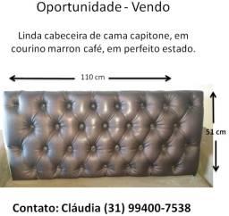 Título do anúncio: Cabeceira de cama de capitone