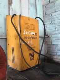 Título do anúncio: Carregador de bateria automotivo 12v