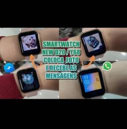 Leia mensagens do WhatsApp no seu Relógio