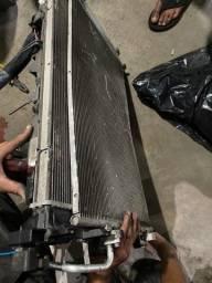 Título do anúncio: Kit radiador condensador Jeep Compass flex