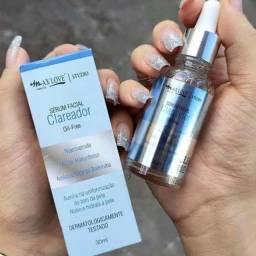 Serum clareador hidratante max love
