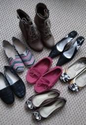 Combo calçados, 140,00
