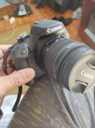 Câmera Canon Eos Rebel T100  Lente Ef-s 18-55mm 1:3.5-5.6iii com carregador incluso USADA