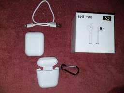 Vendo fone de ouvido I9S-TWS 5.0!