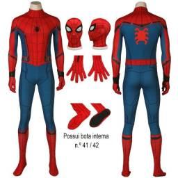 Título do anúncio: Roupa do Homem- Aranha