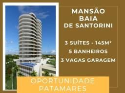 Título do anúncio:  Oportunidade  Mansão Baia de Santorini - 3 suítes, 145 m² em Patamares