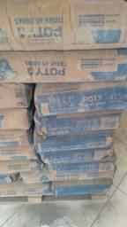 Título do anúncio: SuperPromocao Cimento Poty CPII 42,5kg R$ 36,99