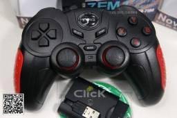 Joystick, controle 7 em um para diversas plataformas