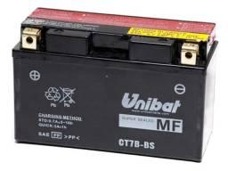 Bateria Unibat Ct7b-bs Suzuki Drz400 Ducati Panigale 1199