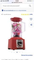 Título do anúncio: Vendo Liquidificador Arno