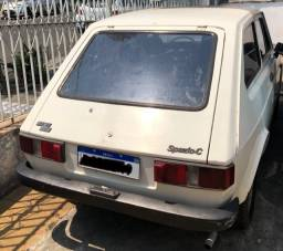Título do anúncio: Fiat 147  Spazio 1986  1.3 álcool - Só venda