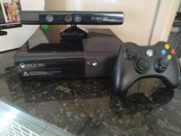 Xbox 360 desbloqueado (parcelo no cartão)