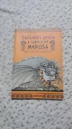 Livro A cabeça de Medusa