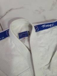 Kimono Torah branco