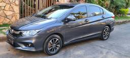 Honda City EXL 1.5 Câmbio CVT 2019