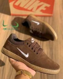 Título do anúncio: Sapatênis Nike marrom (PROMOÇÃO)