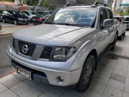 NISSAN FRONTIER 2011/2012 2.5 SE ATTACK 4X4 CD TURBO ELETRONIC DIESEL 4P MANUAL - 2012