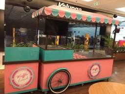 Food Kart - Quiosque de Waffle