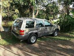 Jeep Grand cherokee limited 5.2 - 1997