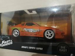 Carro Fast & Furious de coleção
