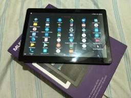 Vendo tablet Multilaser M10A lite nota fiscal e garantia