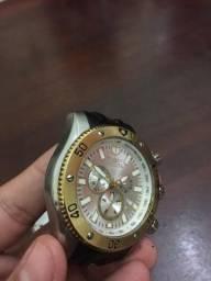 Relógio + fecho invicta