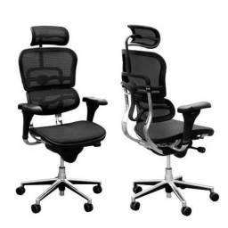Cadeira Ergoman Ergohuman ErgoChair V1 Ergonômica Presidente