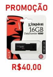 Pen Drive Kingston DataTraveler USB 3.0 16GB