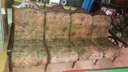 Sofa colonial antigo