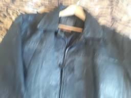 Casaco/ blazer de couro