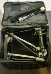 Pedal duplo Premium + case Só 430