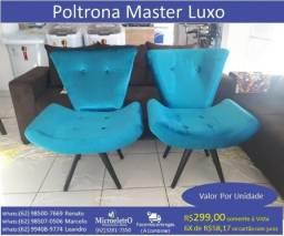 Poltrona Master Luxo