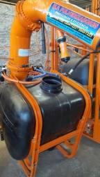 """Pulverizador Jatão 400 litros jacto """"canhão"""""""