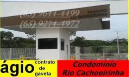 Condomínio Rio Cachoeirinha Ágio R$ 75.000 Mil com Parcelas de R$ 490,00