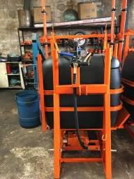 Pulverizador de 600 litros W.P 4 em 1