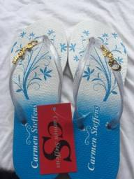 Fornecedo de sandalias varias marcas