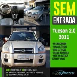 Tucson 2.0 - SEM ENTRADA - 2011