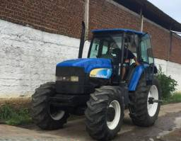 Trator new holland 7020