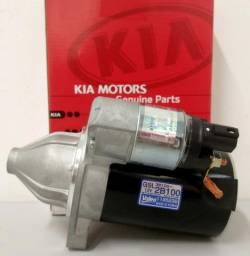 Motor de partida Kia Cerato/Soul/Carens Cod. 361002B100 R$ 1.690,00