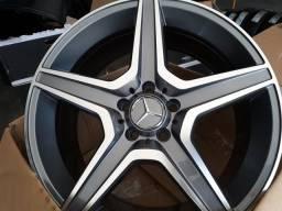 Roda aro 18 Mercedes