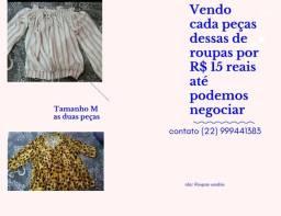 Itens para venda