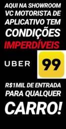 Honda/FIT 1.5 EX AUTOMÁTICO 2017 COM R$1MIL DE ENTRADA SÓ NA SHOWROOM AUTOMÓVEIS