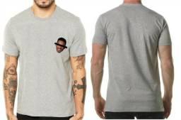 Camiseta Um Maluco No Pedaço Unisex Rap Swag Tumblr Moda