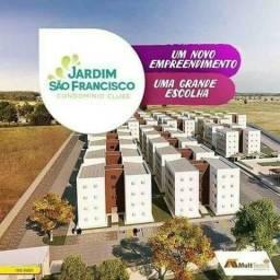 Venha morar no Condomínio Jardim São Francisco, o maior apartamento da categoria