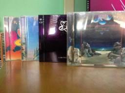 Coleção cds Yes!