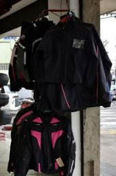 Promoção de Jaquetas e Capa de Chuva Kallu Motos Niteroi Promoção Queima de Estoque