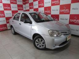 Toyota Etios Sedan X 1.5 16V Flex - 2013