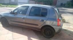 Clio 2012 completo R$ 1.000 + 48x 579 Somente CPF Limpo - 2012